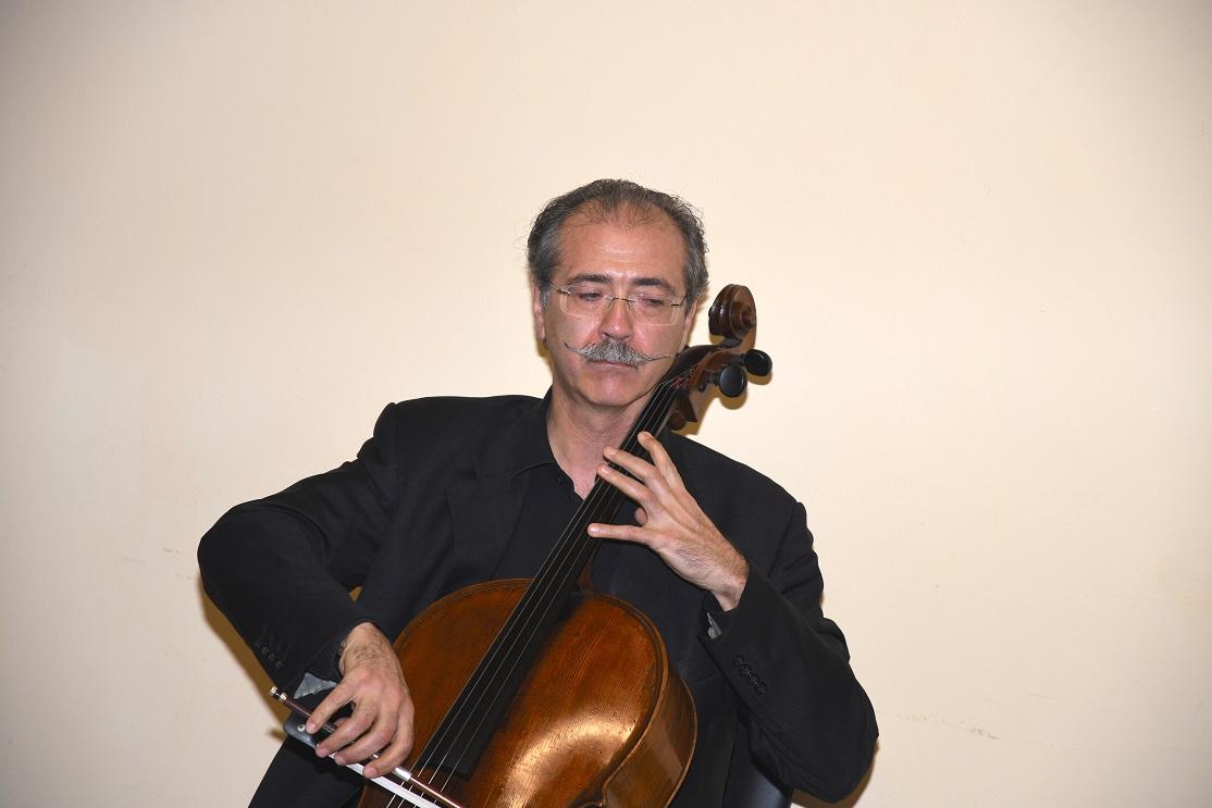 19.11.2017 ob 11.00 uri – Vadim Pavlov – Suite, sonate in madrigali za violončelo
