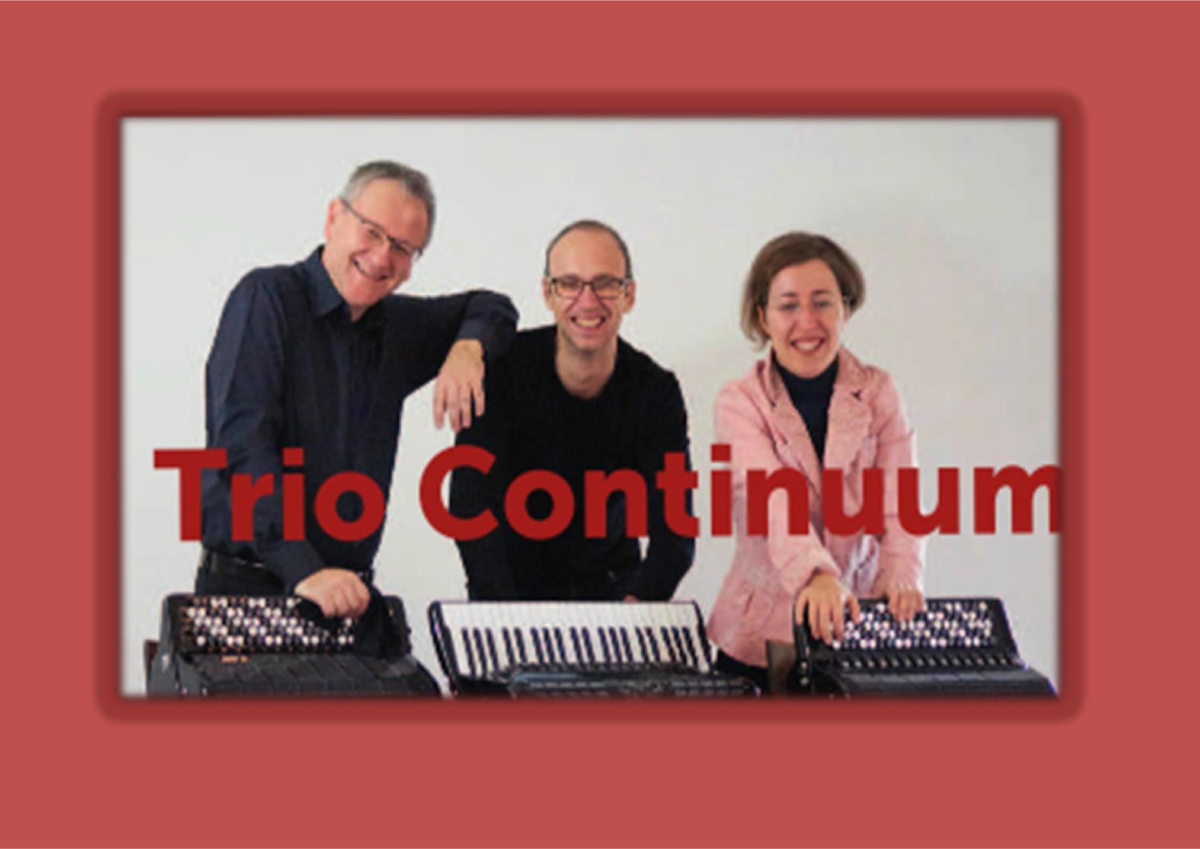 11.2.2018 ob 11.00 uri – Trio Continuum